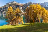 italian dolomites resia valley italy