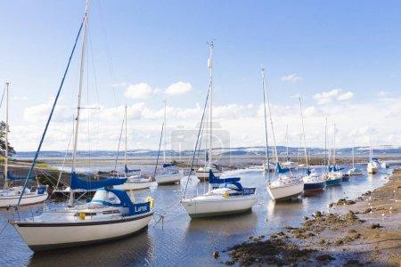 Cramond port Edimburgh Scotland