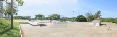 sport, empty, travel, park, field, outdoor - B316747762