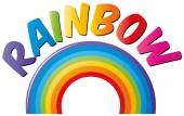 Word design for rainbow