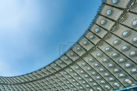 roof of olympic stadium