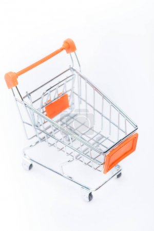 Little shopping cart
