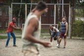 multiethnic baseball players