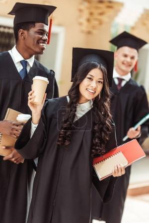 Multiethnic graduated students