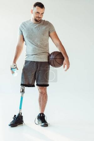 paralympic basketball player