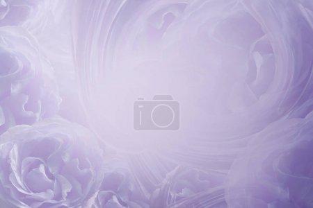 Floral  light violet beautiful background.  Flower...